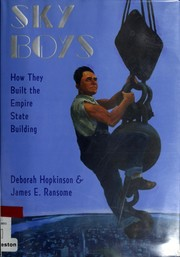 Cover of: Sky boys: how they built the Empire State Building