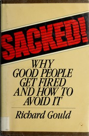 Cover of: Sacked! | Richard Gould