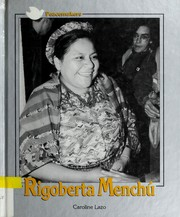 Cover of: Rigoberta Menchu
