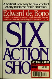 Cover of: Six action shoes