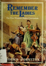 Cover of: Remember the Ladies