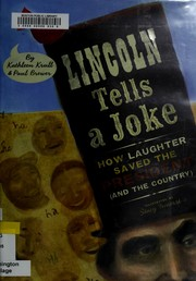 Cover of: Lincoln tells a joke