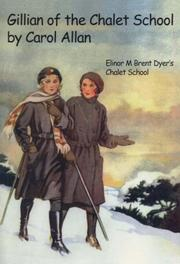 Cover of: Gillian of the Chalet School
