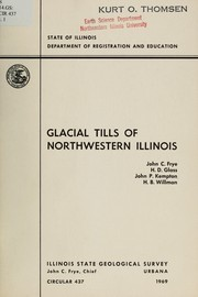 Cover of: Glacial tills of Northwestern Illinois