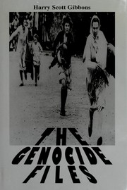 Cover of: The genocide files