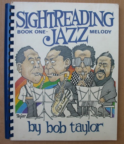 Sight-Reading Jazz Bk. 1 by Bob Taylor