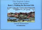Cover of: Walking the Derwent Fells
