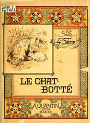 Cover of: Le chat botté | Charles Perrault