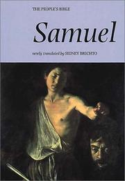 Cover of: Samuel