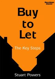 Cover of: Buy to Let (Keysteps)