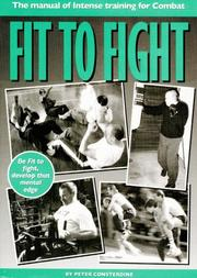 Cover of: Fit to Fight