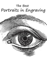 Cover of: The best portraits in engraving
