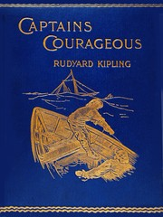 Cover of: Captains courageous | Rudyard Kipling