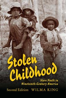 Stolen childhood by Wilma King