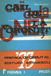 Cover of: Caii de la Voronet