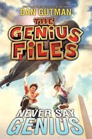 Cover of: Never say genius | Pikney
