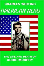 Cover of: American Hero | Charles Whiting