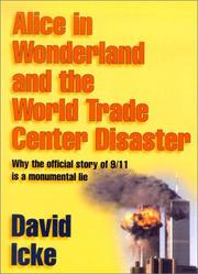 Cover of: Alice in Wonderland and the World Trade Center Disaster | David Icke