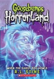 Cover of: When the ghost dog howls | R. L. Stine