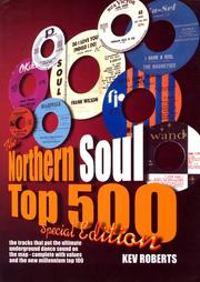 Cover of: Northern Soul Top 500