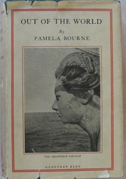 Cover of: Out of the world | Pamela Bourne Eriksson