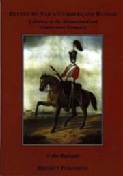 Cover of: Better by Far a Cumberland Hussar