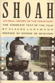 Cover of: Shoah | Claude Lanzmann