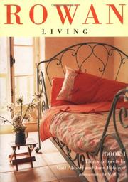 Cover of: Rowan Living, Book 1
