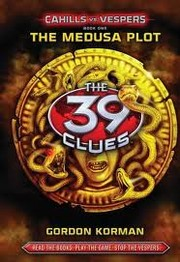 Cover of: 39 Clues Cahills vs Vespers #1 The Medusa Plot