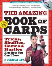 Cover of: Joshua Jay's Amazing Book of Cards by