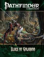 Cover of: Elves of Golarion