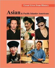 Cover of: Asian and Pacific Islander Americans