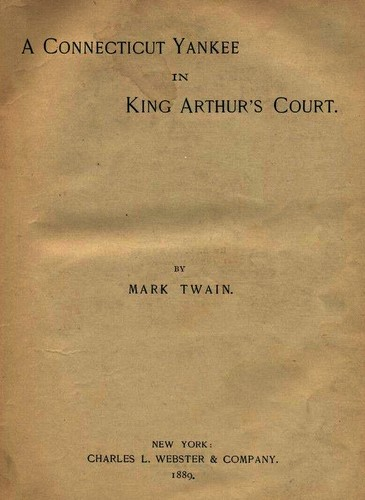 the story of a connecticut yankee hank morgan in king arthurss court In the story, a first narrator (twain himself) meets a strange man, hank morgan a connecticut yankee in king arthur's court.