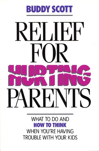 Relief for Hurting Parents