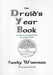 Cover of: The Druids Yearbook