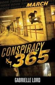 Cover of: Conspiracy 365 March