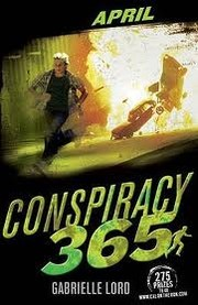 Cover of: Conspiracy 365 April