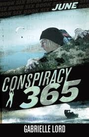 Cover of: Conspiracy 365 June