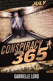 Cover of: Conspiracy 365 July