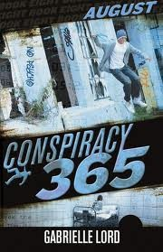 Cover of: Conspiracy 365 August
