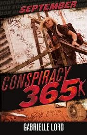 Cover of: Conspiracy 365 September