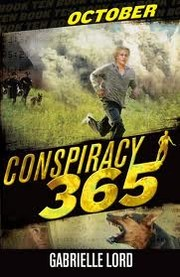 Cover of: Conspiracy 365 October