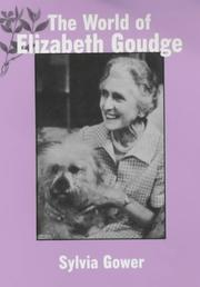 Cover of: The World of Elizabeth Goudge