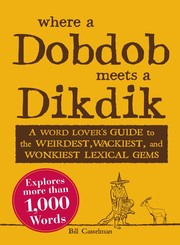 Cover of: Where a dobdob meets a dikdik by Bill Casselman