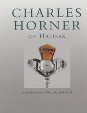 Cover of: Charles Horner of Halifax