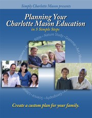 Planning Your Charlotte Mason Education