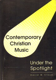 Cover of: Contemporary Christian music under the spotlight