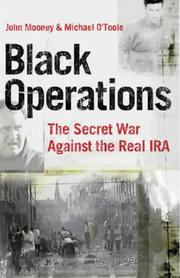 Cover of: Black operations