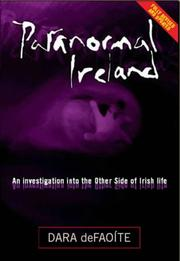 Cover of: Paranormal Ireland