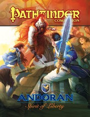Cover of: Pathfinder Companion: Andoran, Spirit of Liberty